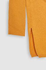 Pull oversize en laine et cachemire  - Amaya, GOLDEN SUN, large