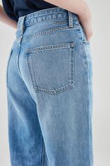 BB HIGH WAIST  Jean flare leg, FRIPP, large