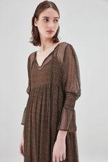 RHUMY Robe large bohème, FRECKLES BROWN, large