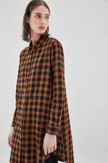 R-CHYRA YELLOW Robe Chemise, WINTER SAFRAN, large