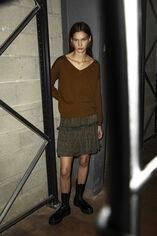 P-DEBORAH Pull en laine et cashmere, DULCE BROWN, large