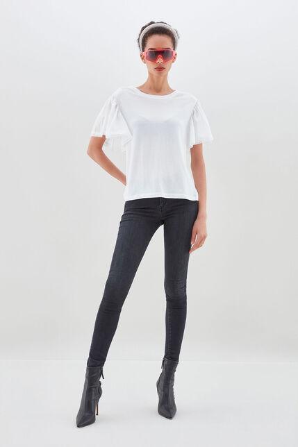 TIMEA Tee-shirt en coton