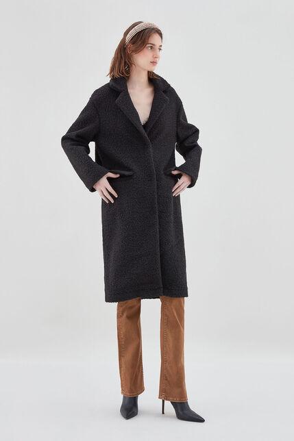 MADONNA Manteau en laine