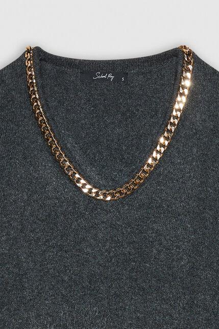 P-AURORE Pull bijoux