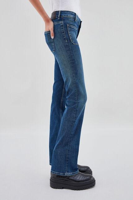 PERLA Jean bootcut, VINTAGE/INDIGO, large