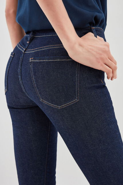 ALYSON MID RISE Jean skinny, OLD / ENCRE, large