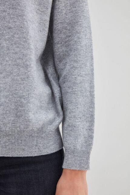 P-DEBORAH Pull en laine et cashmere