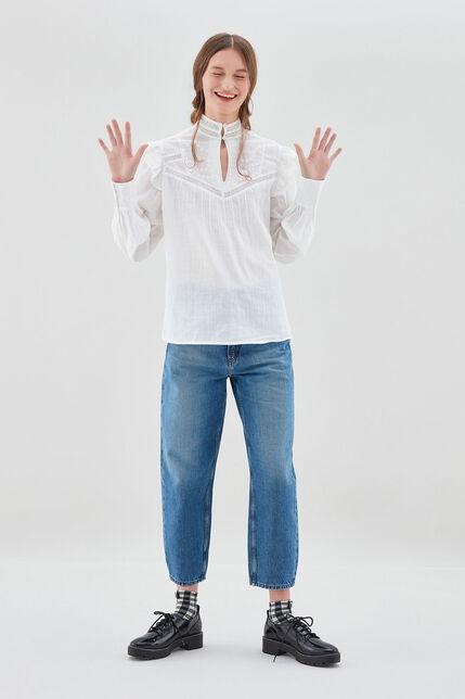 MARYLINE Jean large, VINTAGE/INDIGO, large