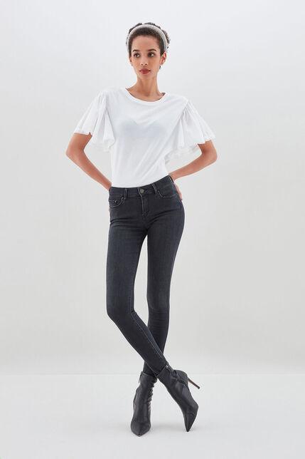 ALYSON MID RISE Jean skinny